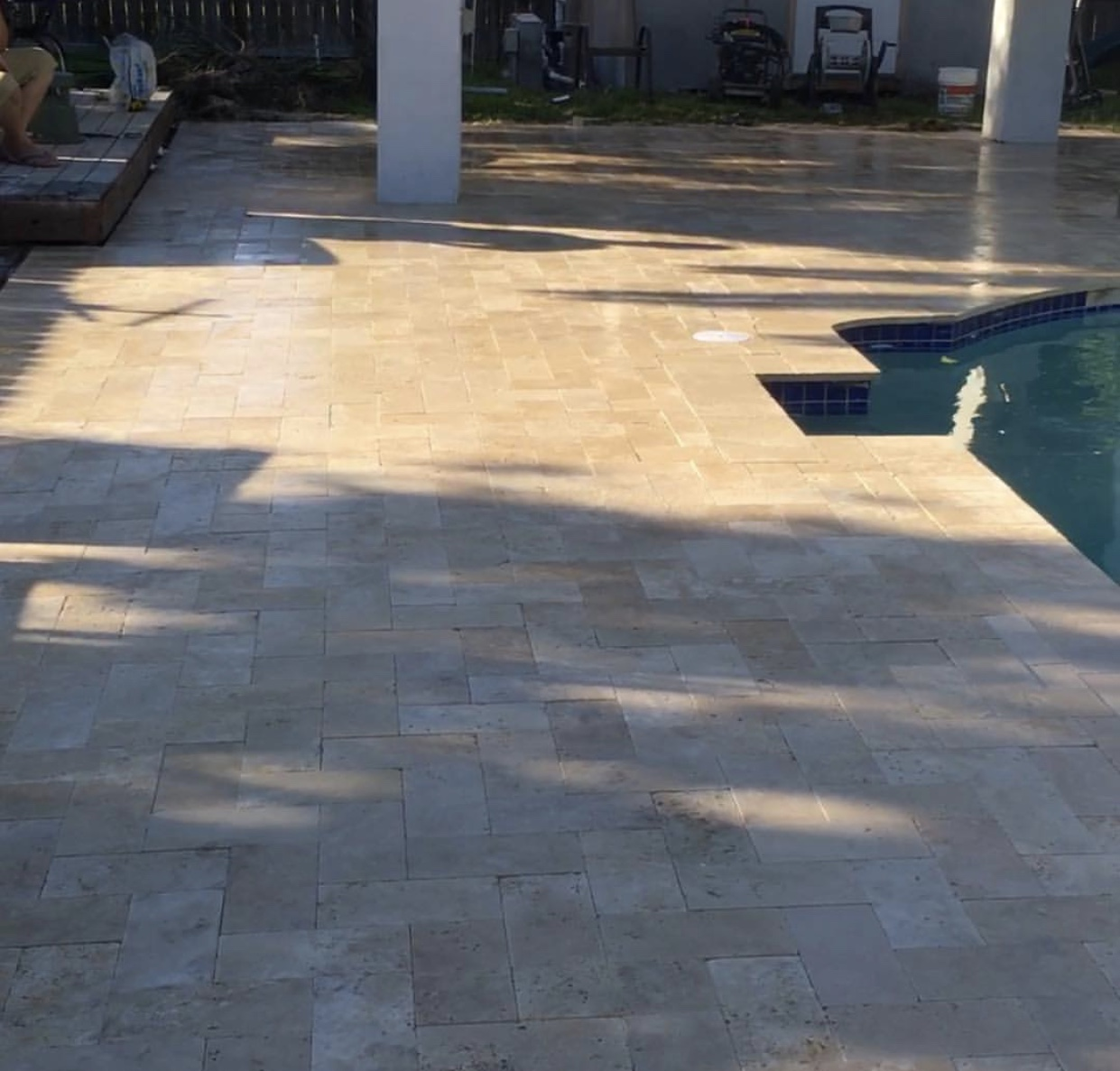 San Antonio Texas highly rated paver company