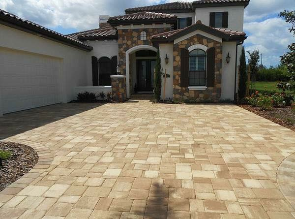 paver installation services in San Antonio Texas